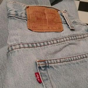 Levi's 550 vintage jeans